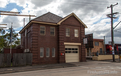 FRNSW 55 Guildford Fire Station
