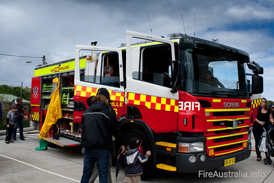 FRNSW P56 Matraville at Westpac Lifesaver Rescue Helicopter Open Day in 2011