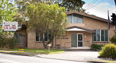 FRNSW 58 Beecroft Fire Station