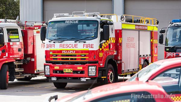 FRNSW R59 Eastwood Heavy Rescue