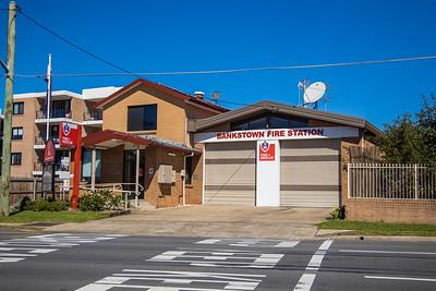 FRNSW 62 Bankstown Fire Station
