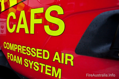 NSWFB CAFS Pump Prototype