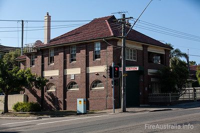 FRNSW 69 Dee Why Fire Station