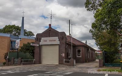 FRNSW 72 Merrylands Fire Station