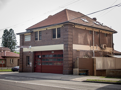 FRNSW 76 Fire Station