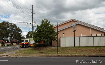 FRNSW 77 St Marys Fire Station