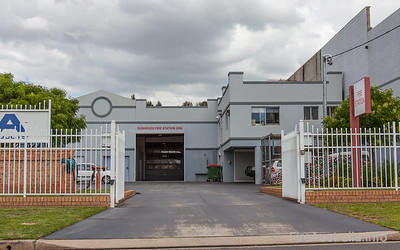 FRNSW 78 Dunheved Fire Station