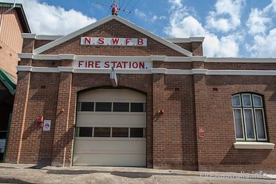 FRNSW 81 Windsor Fire Station