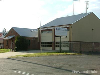 NSWFB 82 Richmond Fire Station NSWFB 82 Richmond Fire Station  May 2006