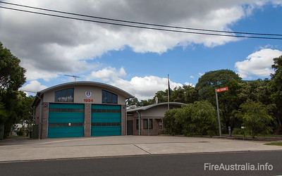 NSWFB 85 Chester Hill Fire Station