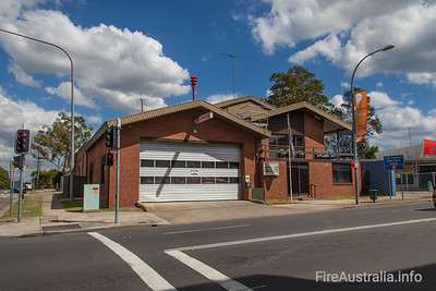 FRNSW 86 Penrith Fire Station