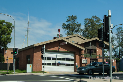 Fire & Rescue NSW - Penrith Fire Station (86)