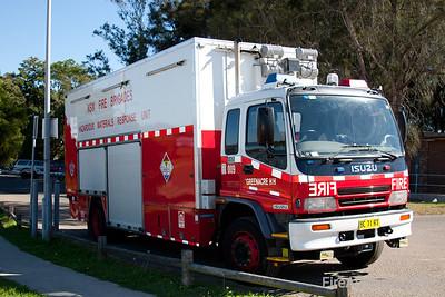 NSWFB 9 Greenacre Heavy Hazmat