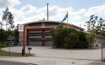FRNSW 98 Cranebrook Fire Station
