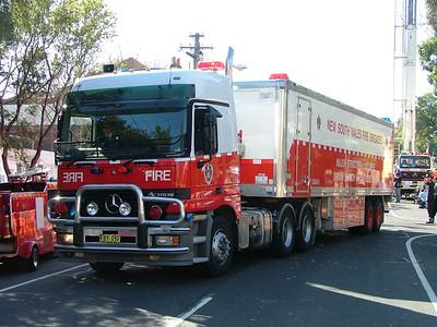 NSWFB 18 Glebe's Centenary Open Day