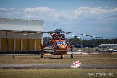 Erickson Air-Crane Ichabod - Helitack 738