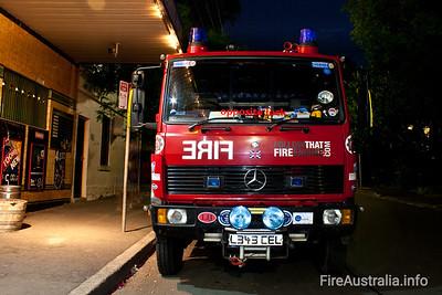 Follow That Fire Engine