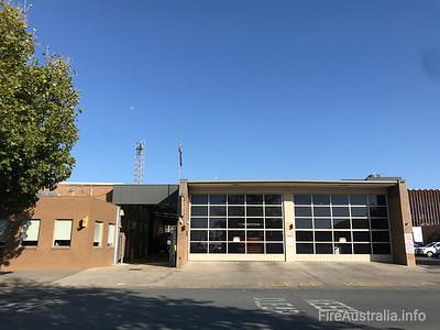 CFA Shepparton Fire Station