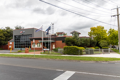 FRV Fire Station 11 Epping