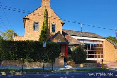 MFB Fire Station 20 Box Hill