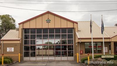 MFB Fire Station 52 Tullamarine