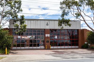 FRV Fire Station 7 Thomastown