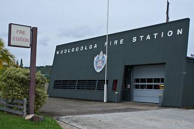 NSWFB 507 Woolgoolga Woolgoolga (507) Fire Station, NSW Fire Brigades  October 2010