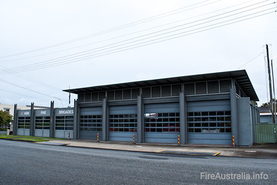 NSWFB 257 Coffs Harbour Coffs Harbour Fire Station, NSW Fire Brigades  October 2010