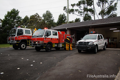 NSW RFS Davidson Brigade (Warringah/Pittwater District)