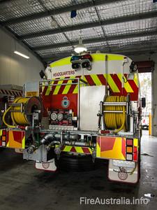 NSWRFS Warringah Headquarters Brigade Cat 6 Tanker (2014)