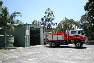 NSW RFS Duffys Forest Brigade (Warringah/Pittwater District)