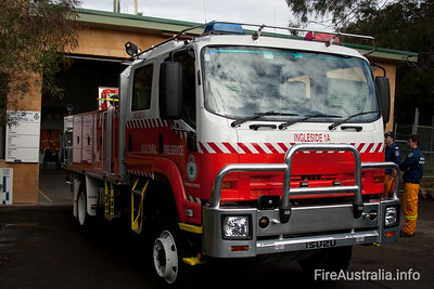 NSW RFS Ingleside Brigade (Warringah/Pittwater District)