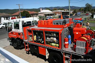 NSW RFS Albion Park Cat 2 Tanker