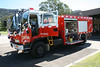 NSWRFS Dapto Pumper.   Photo at Open Day 2007