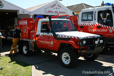 NSW RFS Calderwood Cat 7 Appliance