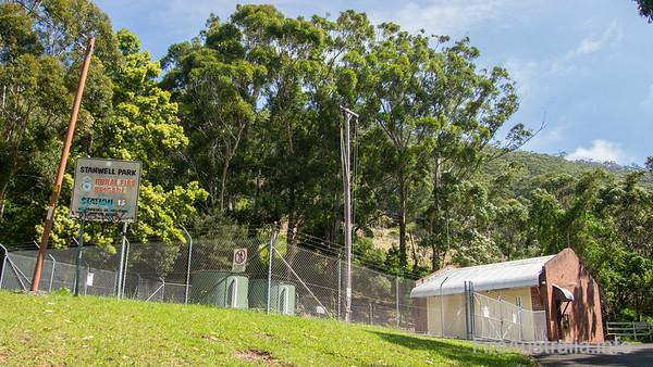 NSW RFS Stanwell Park Station