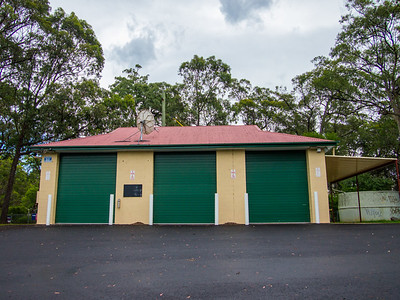 NSW RFS Colo Heights Brigade FIre Station