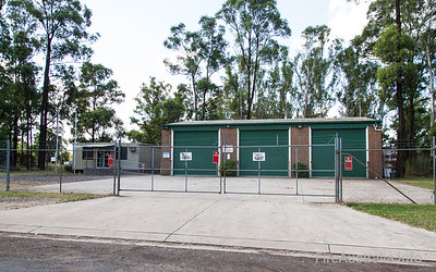 NSW RFS Hawkesbury HQ Fire Station. Hawkesbury District
