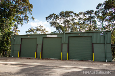 NSW RFS Kurrajong Heights Brigade FIre Station