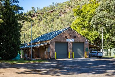 NSW RFS St Albans Brigade FIre Station