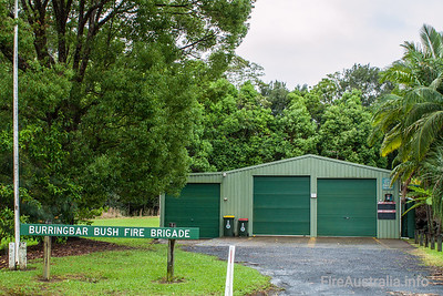 NSWRFS Burringbar Fire Station