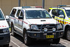 NSWRFS Gosford Group Officer Vehicle