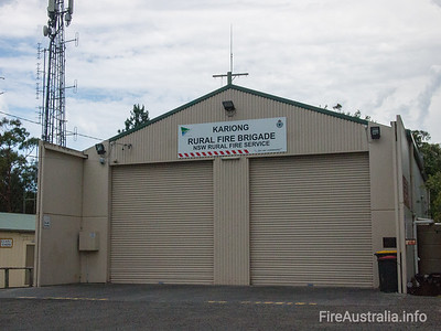 NSWRFS Kariong Fire Station