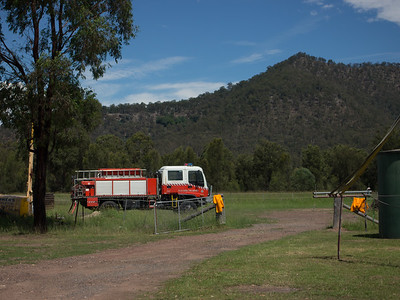 NSW RFS Hunter Valley 1