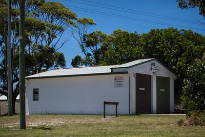 NSW RFS Fingal Bay Fire Station