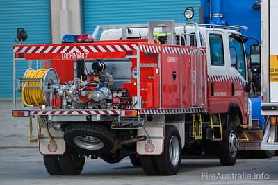 NSW RFS Lochinvar 7