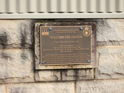 NSW RFS Wollombi Fire Station