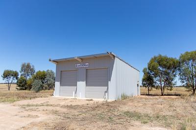 NSW RFS Gillenbah Fire Station