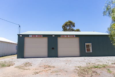 NSW RFS Grong Grong Fire Station