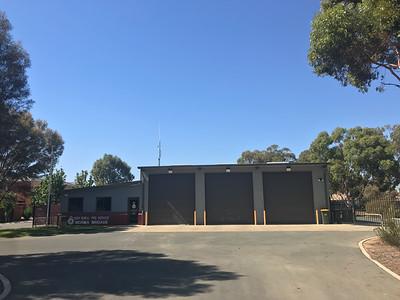 NSW RFS Moama Fire Station